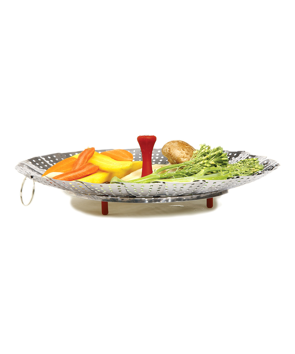 Norpro  Steamers  - Stainless Steel Large Vegetable Steamer