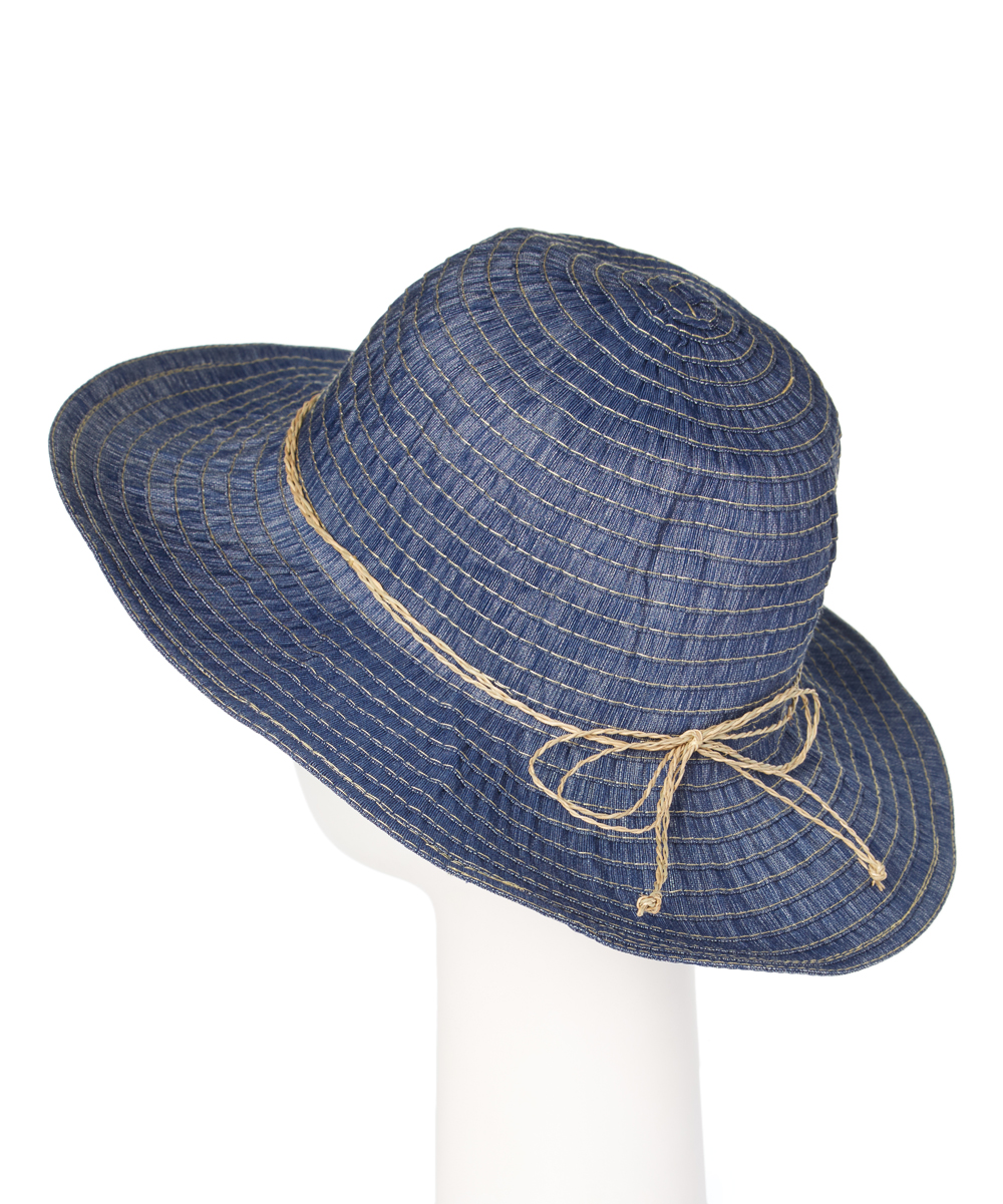 DNMC Blue Denim UPF 50+ Floppy Sunhat  80c648d04ca