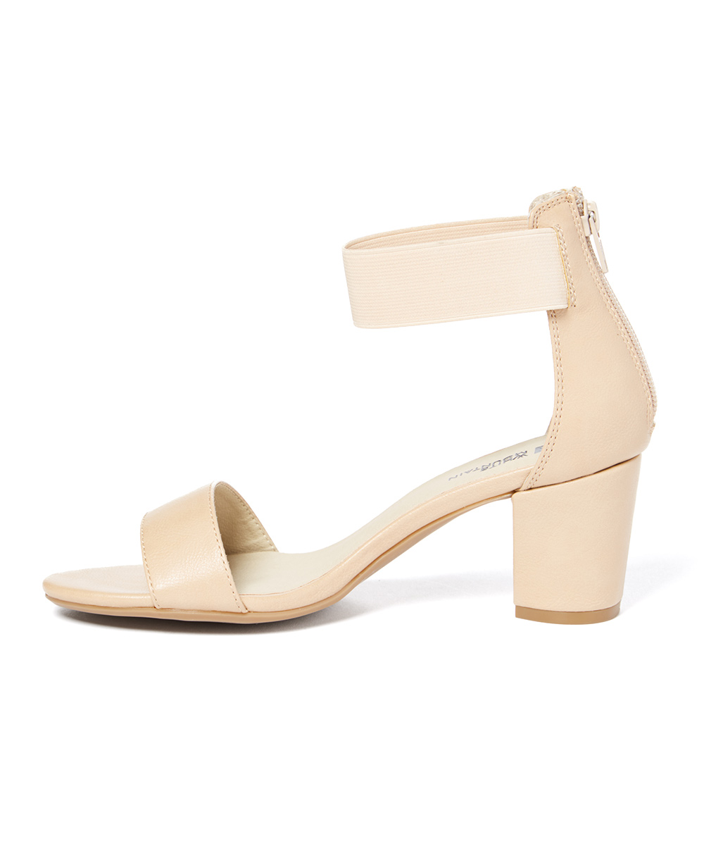 35e9a1af6ad White Mountain Sand Smooth Ermaline Sandal