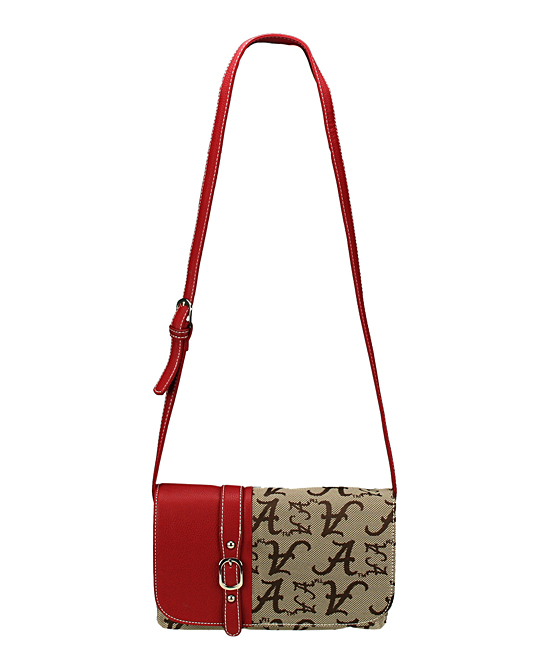 Alabama Crimson Tide Signature Line Crossbody Bag
