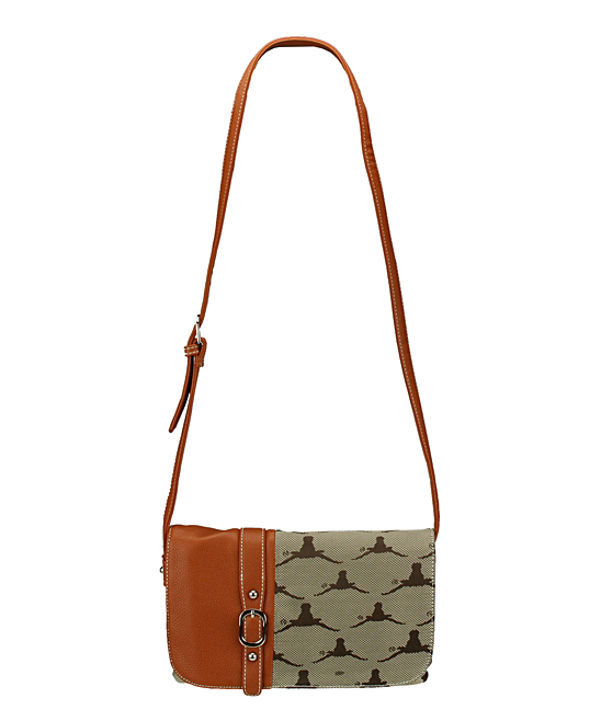 Texas Longhorns Signature Line Crossbody Bag