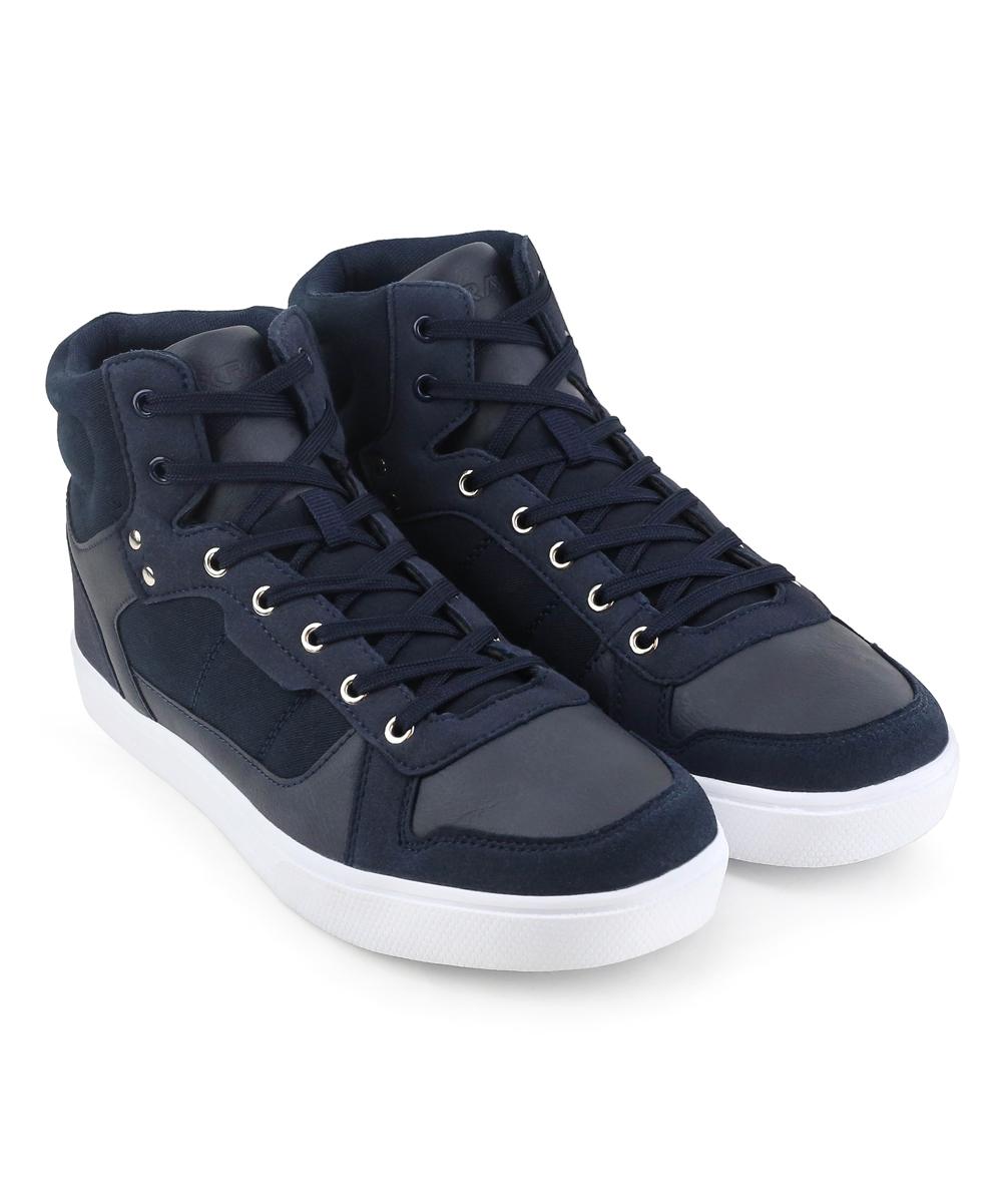 XRAY Men's Sneakers Navy - Navy Lenox High Top Sneaker - Men