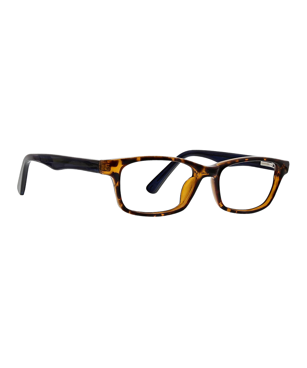 Life is Good Women's Reading Glasses TORTOISE - Tortoise Catcher Readers