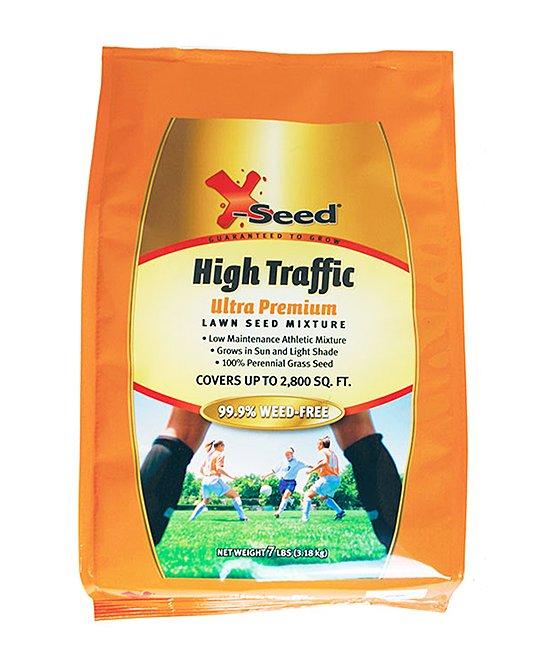 7-Lb. Ultra Premium High Traffic Ryegrass Seed