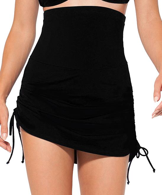 46896e99e00 5 viewing. Black Tummy-Control Skirted Bikini Bottoms - Women · Womens BLK  ...