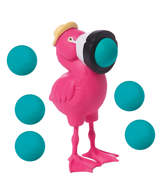 Hog Wild Toys    - Flamingo Popper