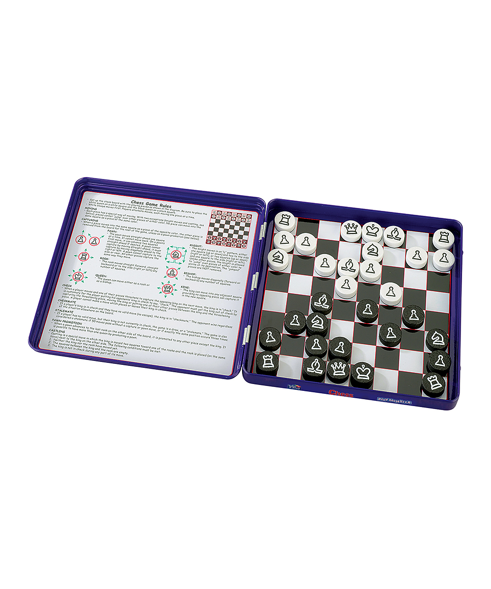 Patch Products Magnetic Chess Game