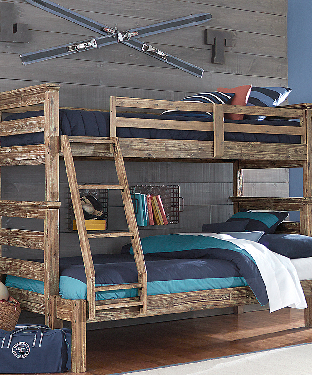 Oxford Oliver Twin-Over-Full Bunk Bed  c5d6fe3a24