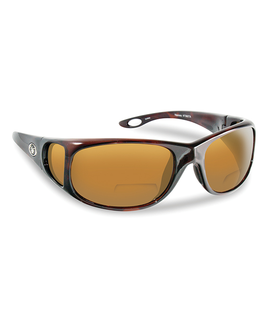 Tortoise Nassau +1.50 Reader Sunglasses - Men Tortoise Nassau +1.50 Reader Sunglasses - Men. Keep his eyes shielded while enhancing his eyesight with these sporty shades, crafted from shatterproof RhinoLensesTM for lasting wear. Includes glasses and microfiber case+ 1.50Polarized Polycarbonate RhinoLensesTMFrame: TF 90 GrilamidLenses: polycarbonate100% UV protectionOne year warrantyImported