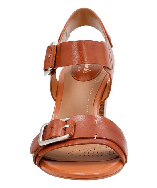 150ed2af24fafa all gone. Tan Ralene Dazzle Leather Sandal