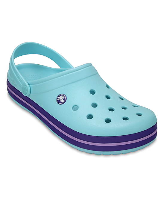04a70c43f all gone. Ice Blue Crocband™ Clog - Adult