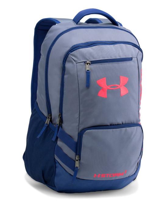 Under Armour® Aurora Purple Storm Hustle II Backpack  d9d94d6bde936