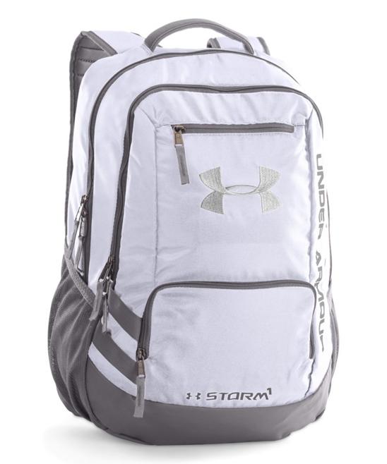 da5dc7896102 Under Armour® White Storm Hustle II Backpack