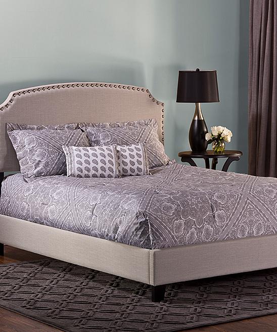 Hillsdale Furniture  Beds Light - Light Gray Lani Bed Set