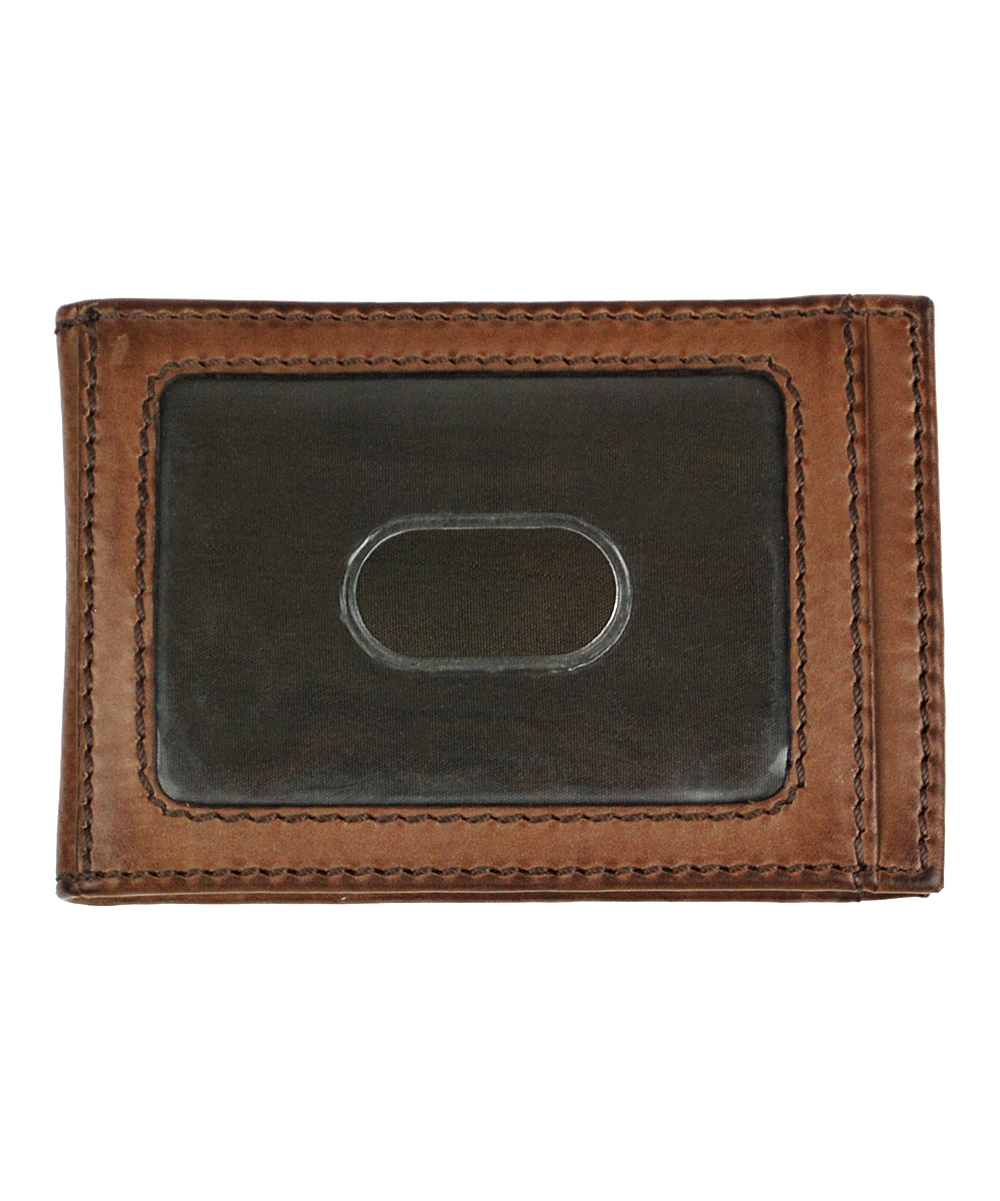 love this product Light Brown Legacy Front-Pocket Leather Wallet 3b2bad1a71868