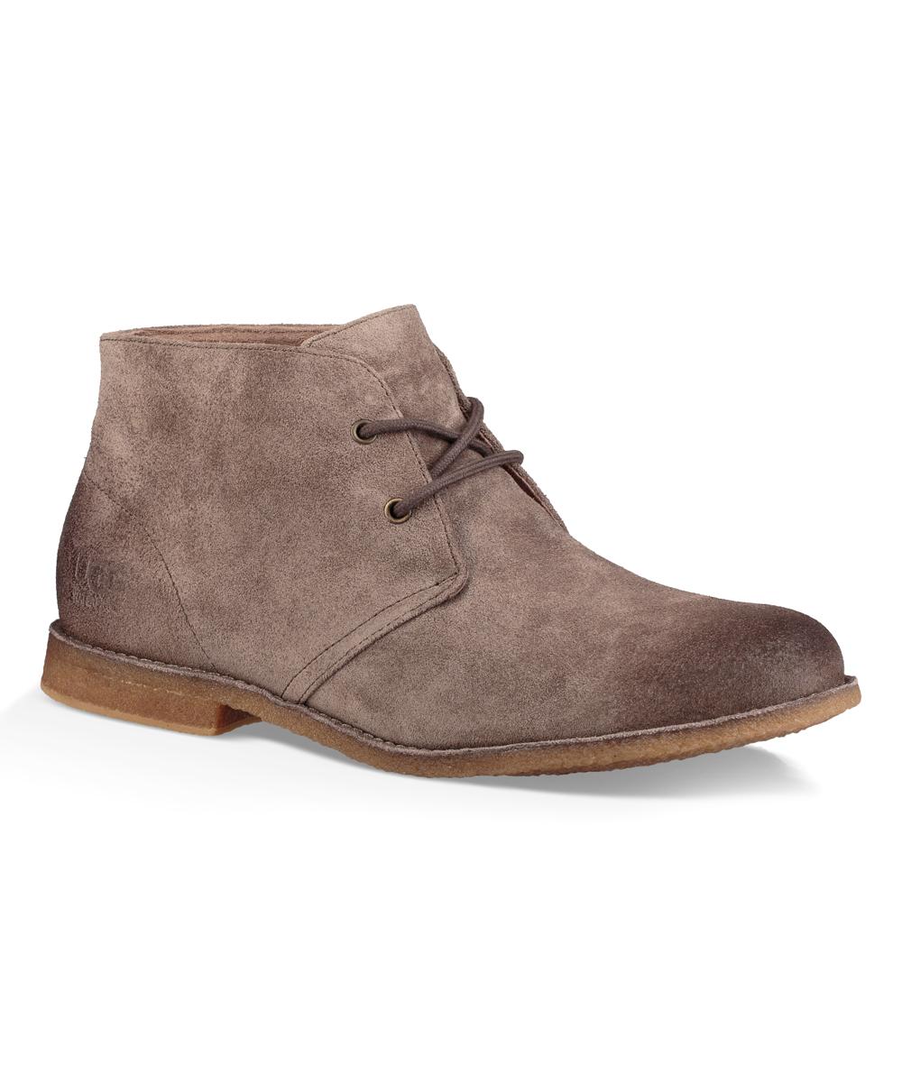 bd5d8bf0427 UGG® Slate Leighton Waterproof Suede Chukka Boot - Men