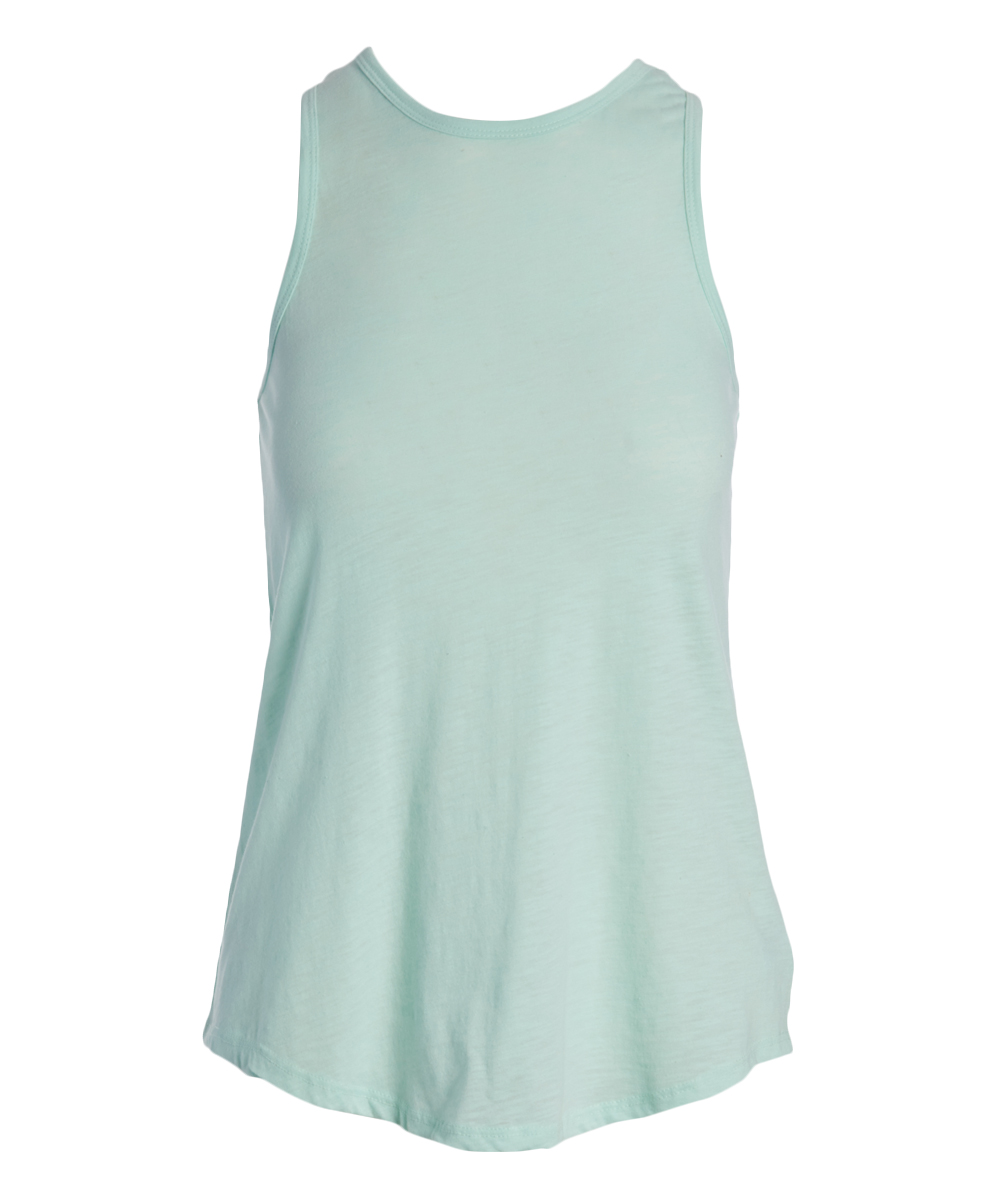 1392f3f701 Share: share via email Email; share via facebook Share · share via  pinterest Pin it. Back to Always On Back · Soft Mint Crewneck Tank - Women