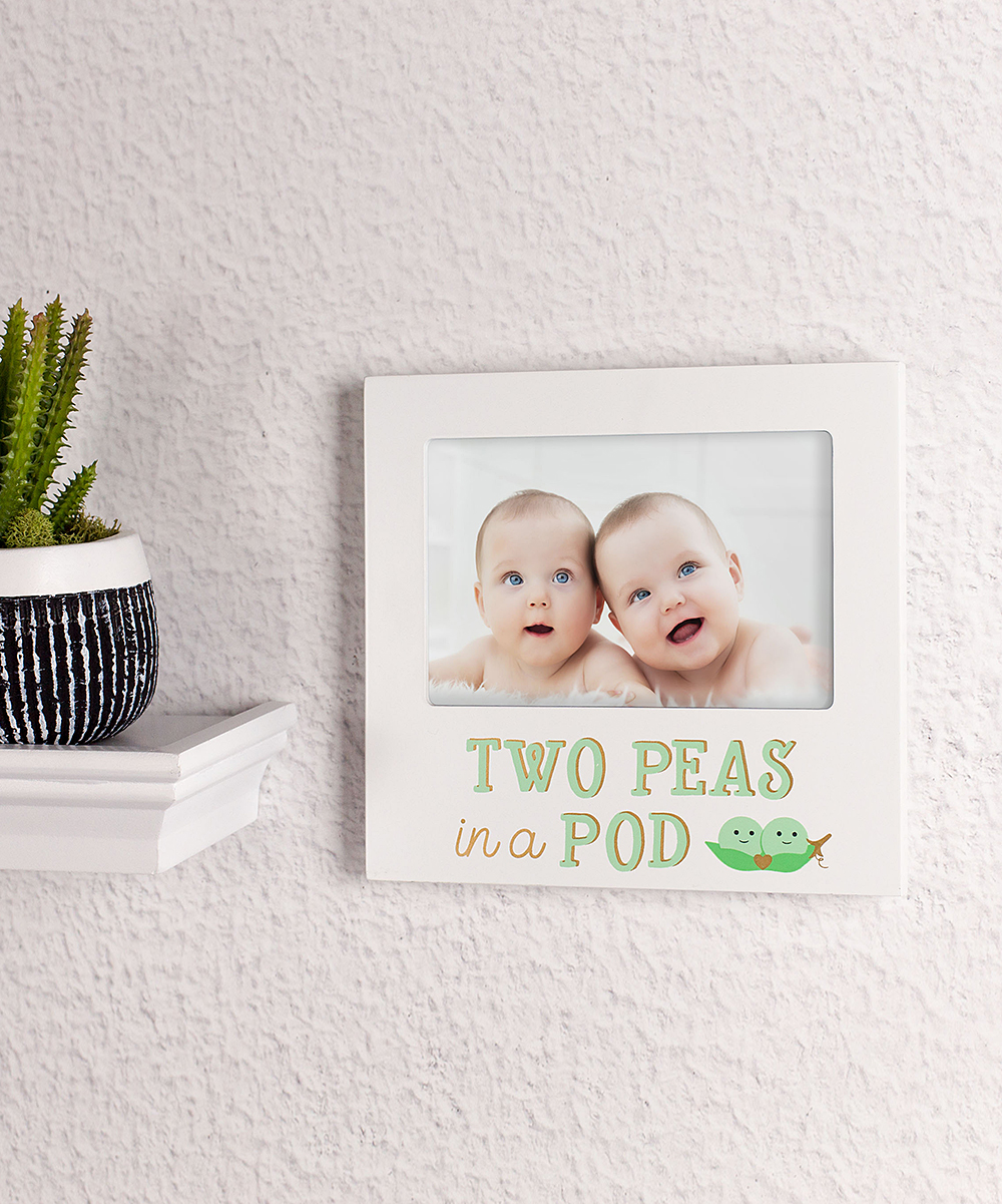 Pearhead Two Peas In A Pod Frame Zulily