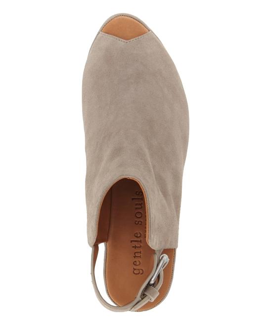 1d3cf13a6a3 ... Womens Stone Stone Lyla Leather Sandal - Alternate Image 3 ...