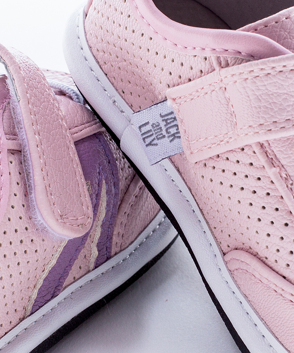 1b53d717c90 Jack   Lily Lilac   Mauve Gisela Sneaker - Girls