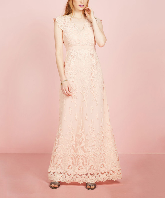 ff23be1e8ce0 ModCloth Petal Memorable Matrimony Maxi Dress