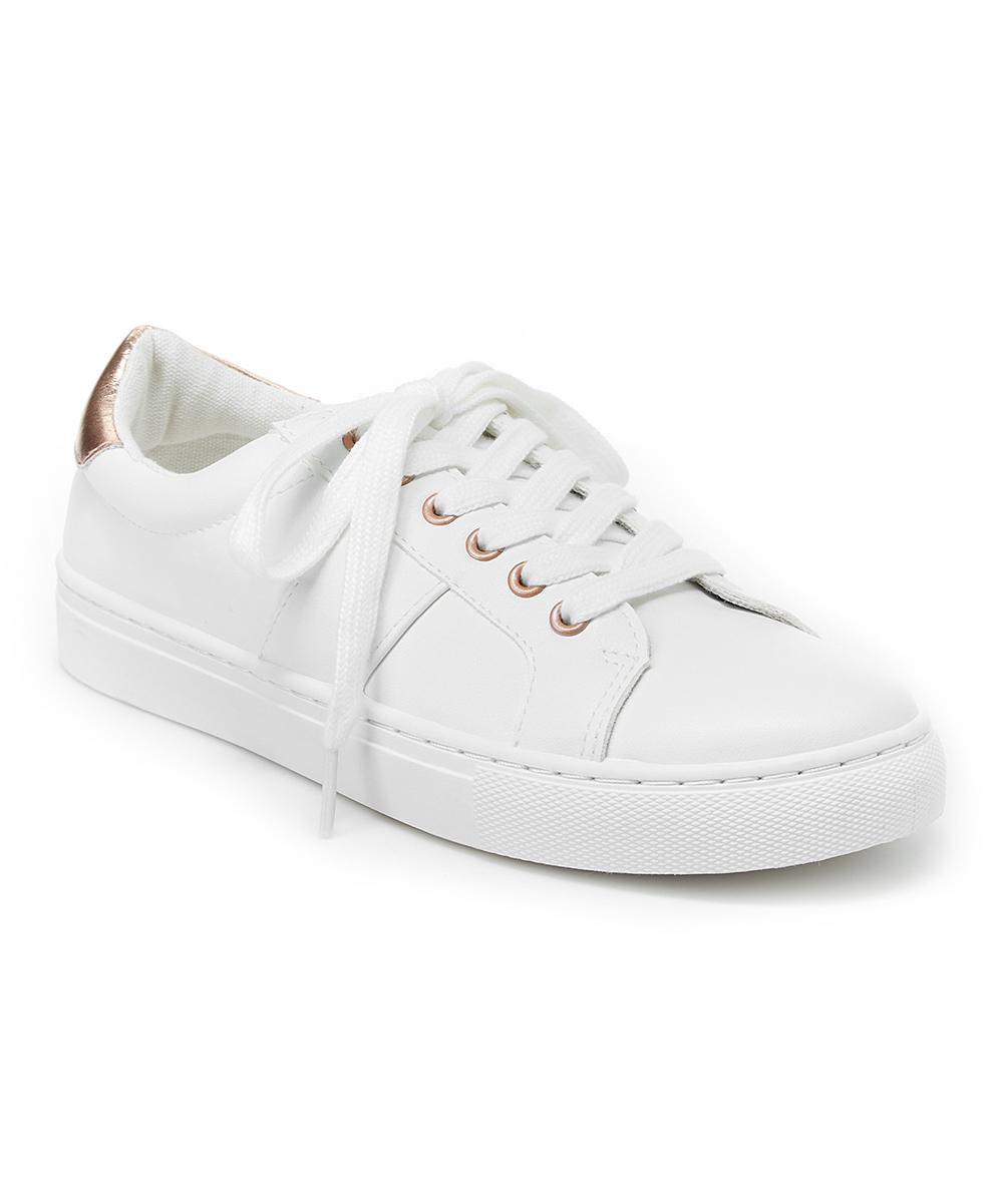 Esprit white rose gold storm sneaker zulily jpg 1000x1201 Esprit tennis  shoes f1d819e9d