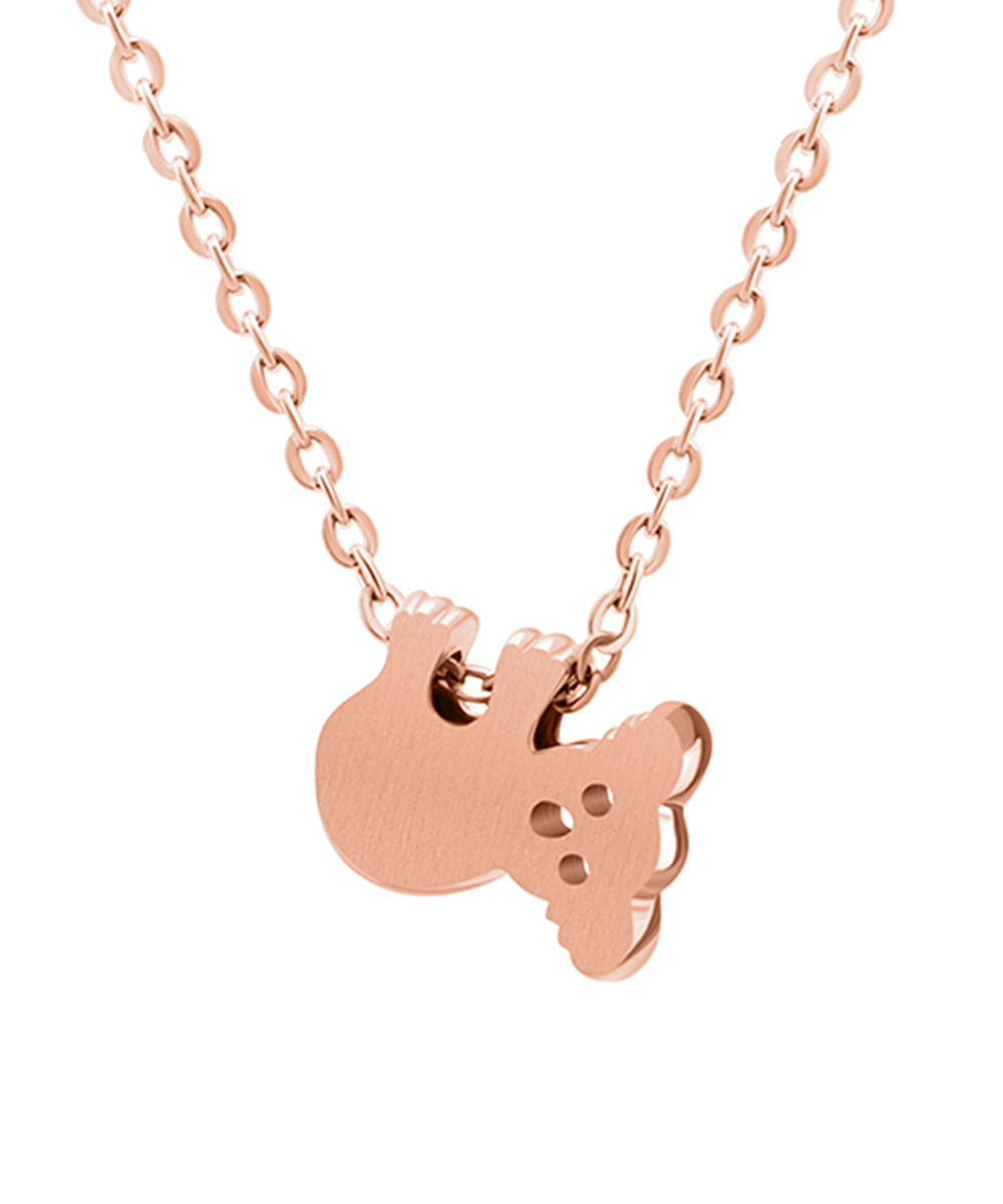 Midori Yamanouchi Rose Goldtone Koala Pendant Necklace - Girls ...