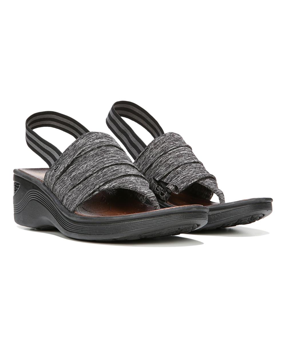 5712a467b48 BZees Black Dazzle Sandal - Women