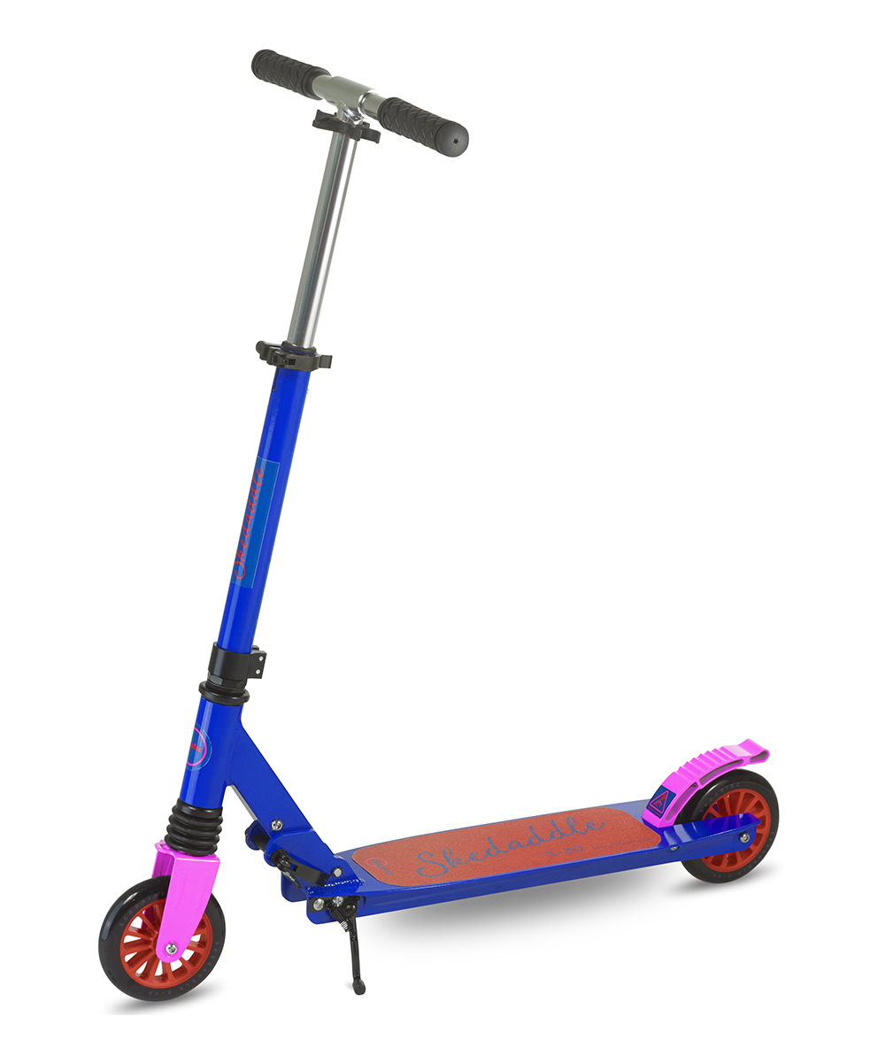 Scooride Blue Skedaddle S-30 Premium Folding Kids Kick Scooter