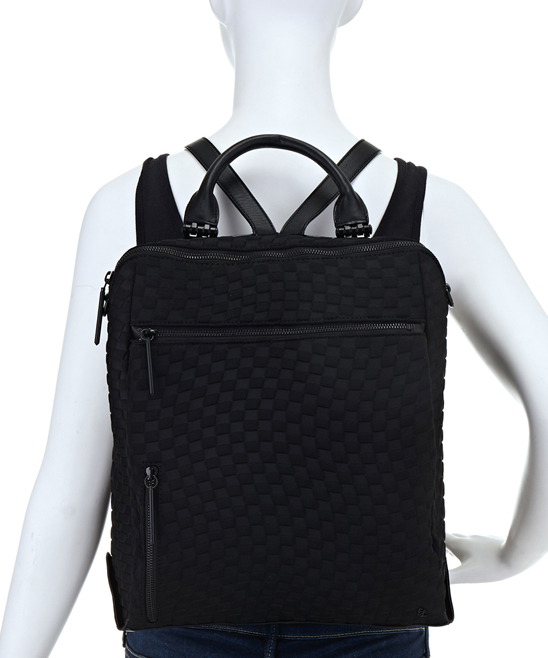 0c89fff34b9d Elliott Lucca Black Olvera Metro Backpack