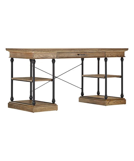 Oak Ardmore Rustic Desk