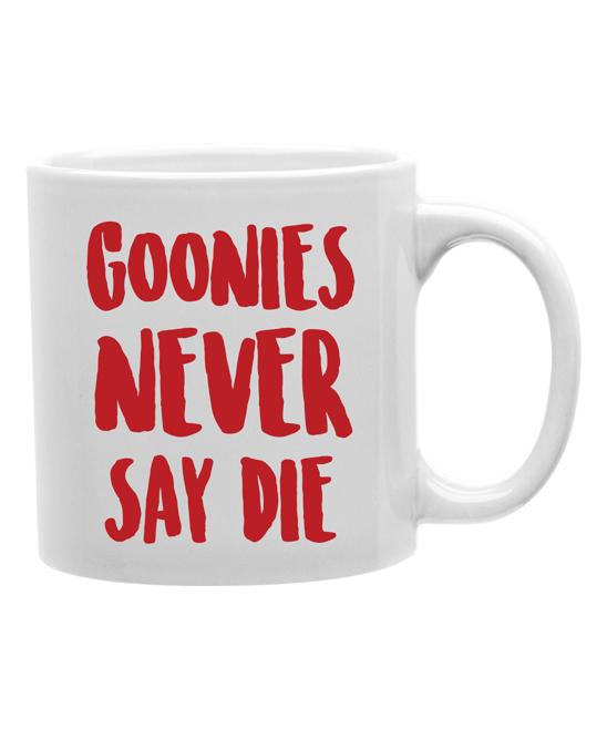 Imaginarium Goods  Mugs  - 'Goonies Never Say Die' Mug