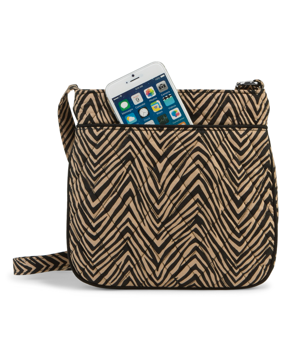 5ce22b49020c love this product Zebra Petite Double-Zip Hipster