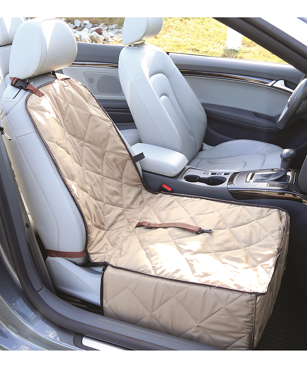 Etna Products Brown 2 In 1 Bucket Seat Cover Car