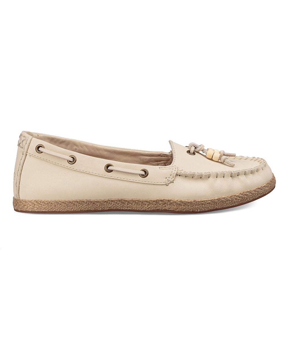 5be56e834fe all gone. Antique White Suzette Boat Shoe - Women