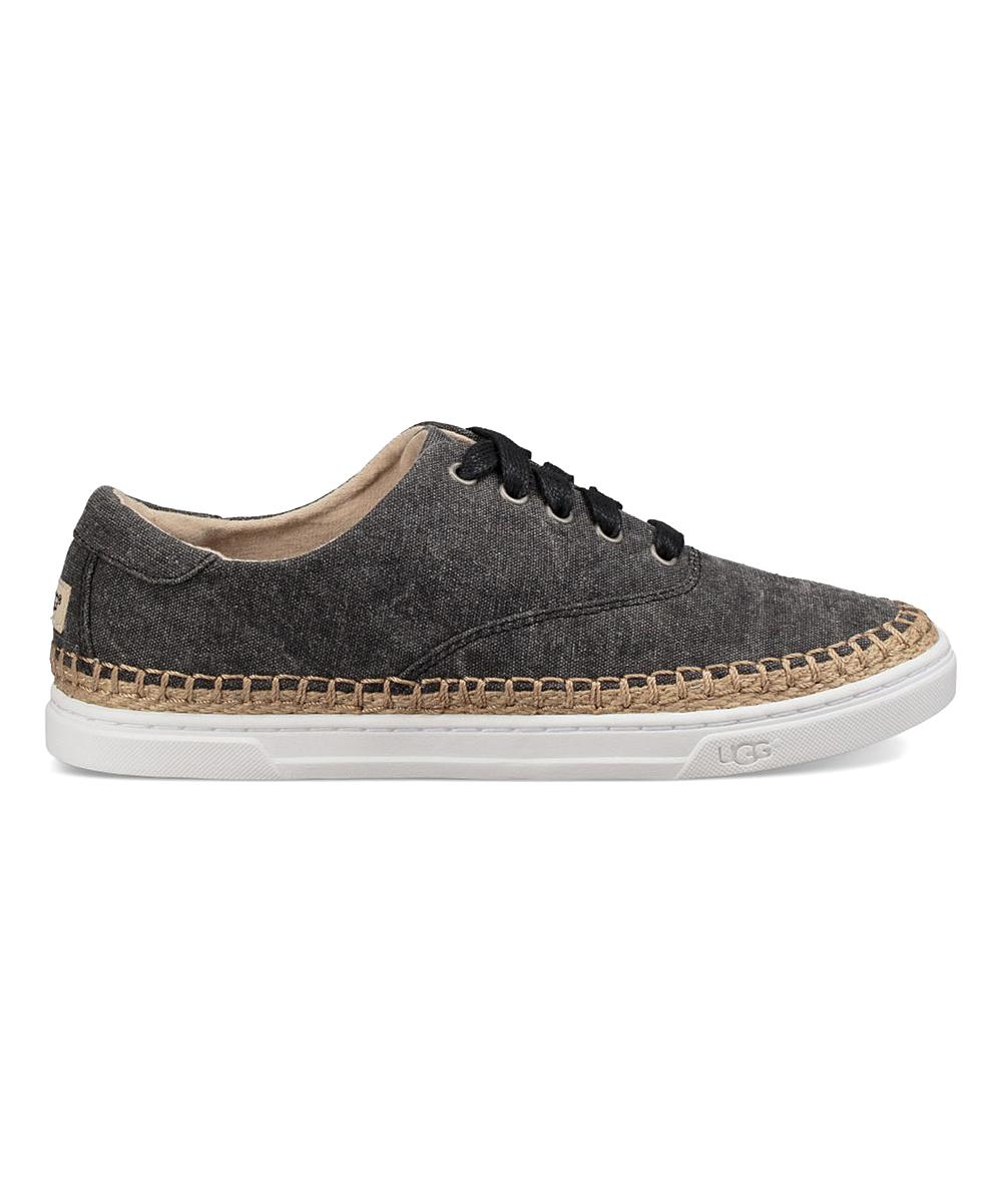 336ba48e131 UGG® Black Eyan II Canvas Sneaker - Women