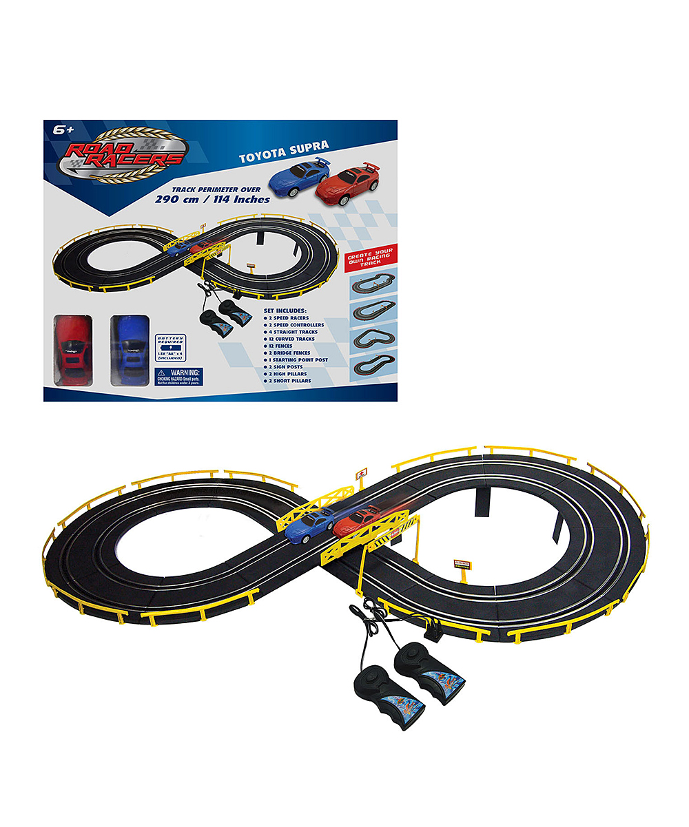 Group Sales  Toy Pretend Electronics  - Road Racers Track Set
