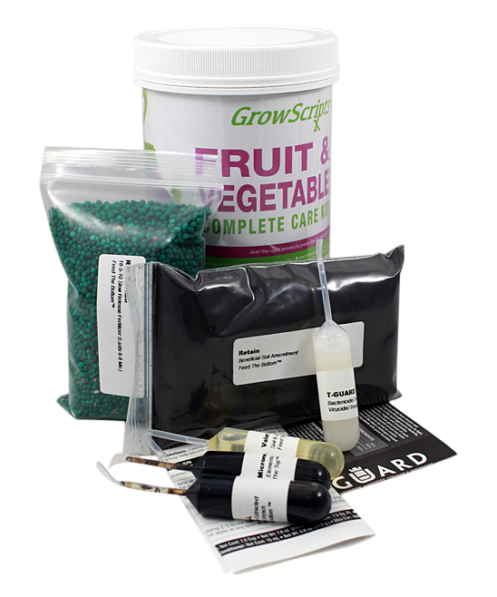 6-Pc. Fruit & Vegetable Care Kit