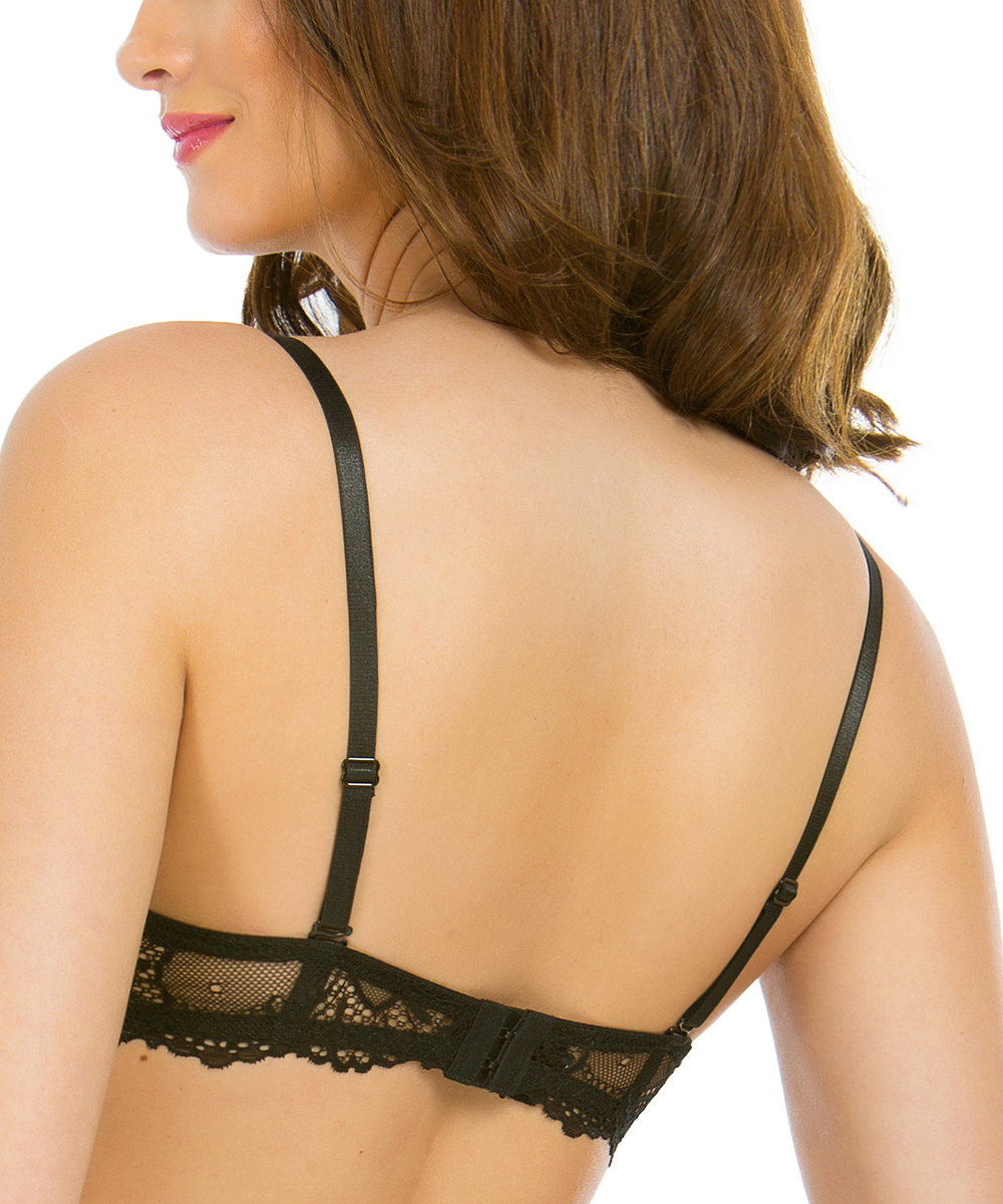 all gone. Black Lace Red Carpet Ready Push-Up Bra b4518cfe0