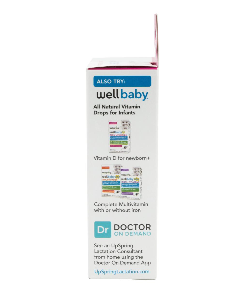 UpSpring Baby Milkscreen for Breastfeeding Breast-Milk Alcohol Test  Eight-Pack