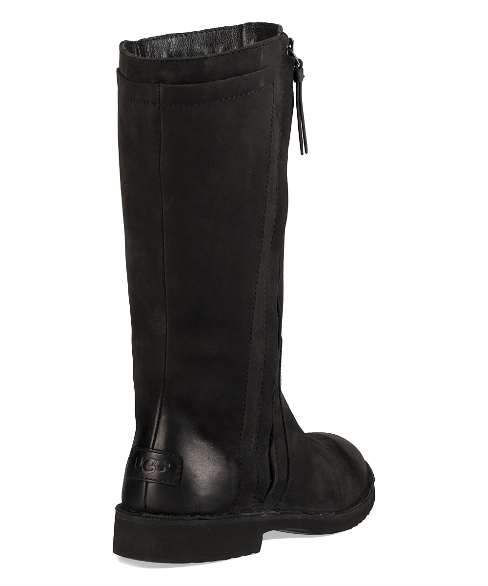 fb637f2289d UGG® Black Elly Nubuck Boot - Women
