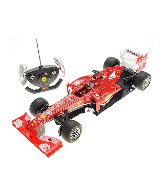 AZ Trading and Import    - Formula One Ferrari Remote-Control Car