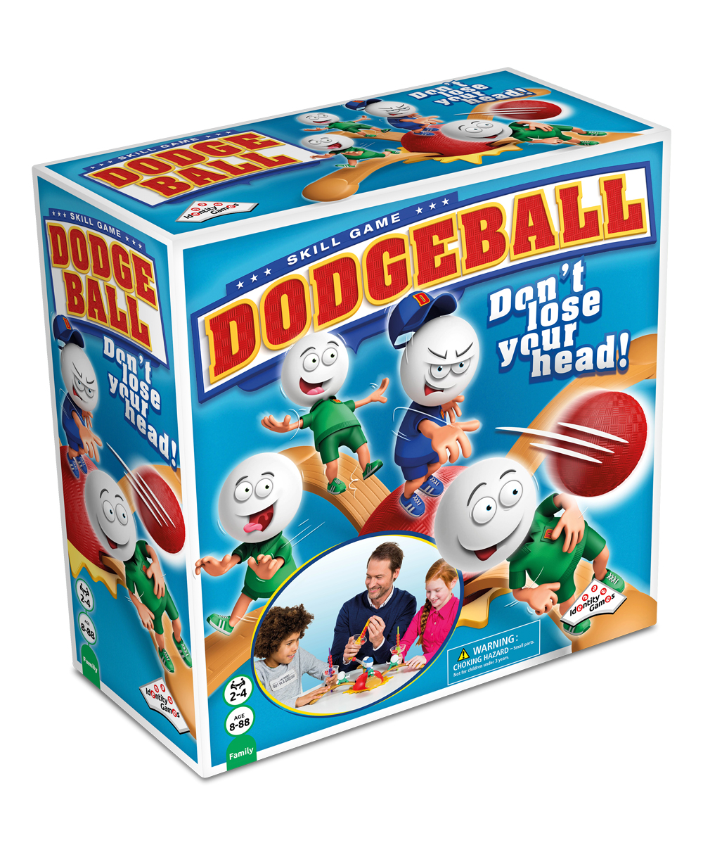 Identity Games  Board Games  - Dodgeball Game