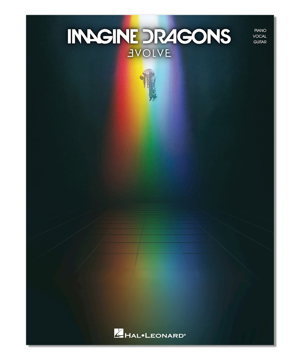 Piano Vocal Guitar: Imagine Dragons Evolve Paperback