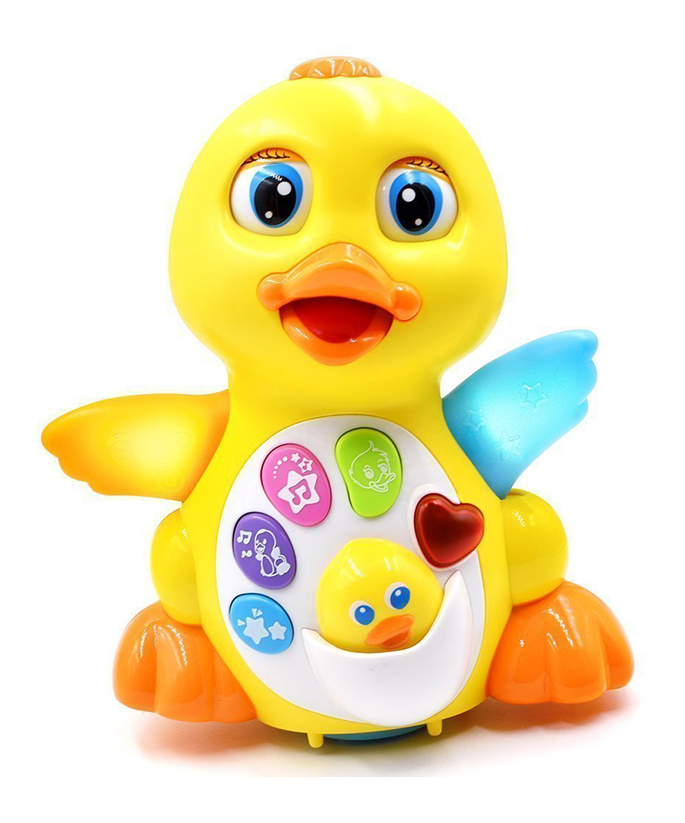 AZ Trading and Import  Developmental Toys  - Light-Up Musical Duck Toy