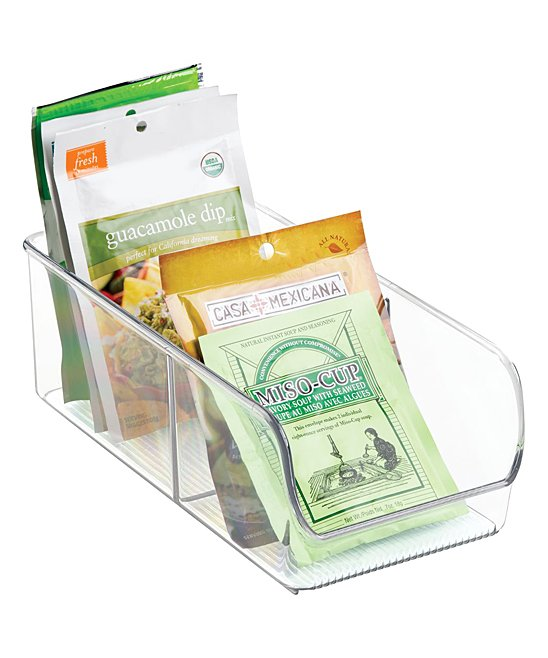 Clear Linus Pack Place Organizer