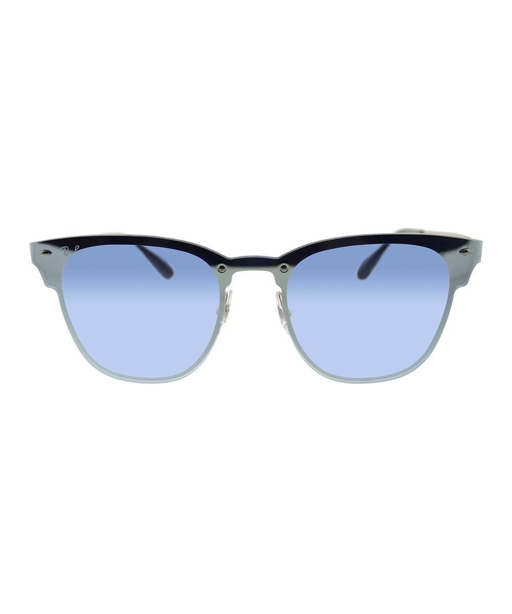931a8f58f5 ... BRONZE COPPER VIOLET Dusty Blue   Black Clubmaster Sunglasses - Unisex  - Alternate Image ...