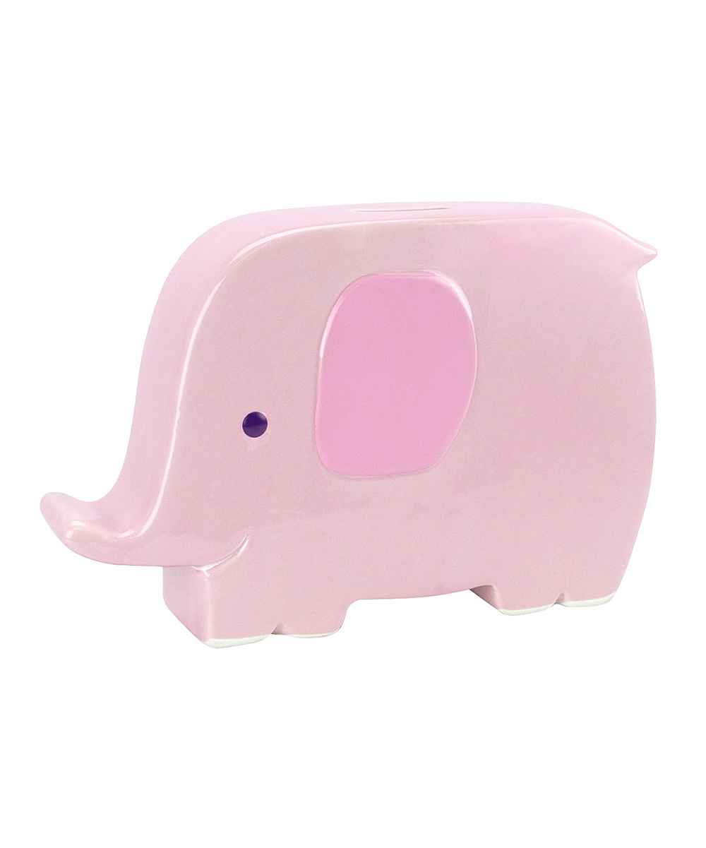 Pearhead  Toy Money & Banking  - Pink Elephant Best Buddies Bank