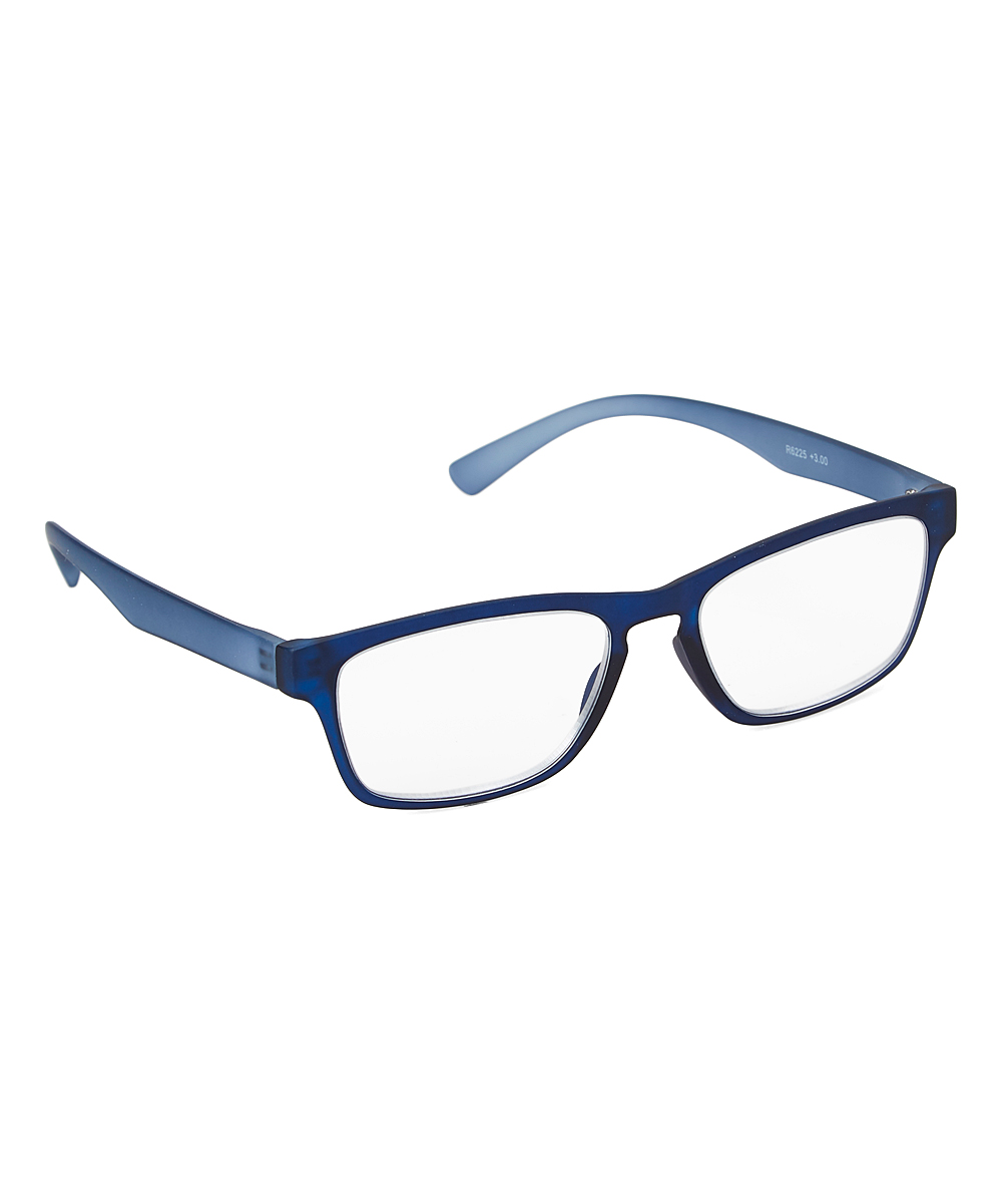 Blue Rectangle Readers