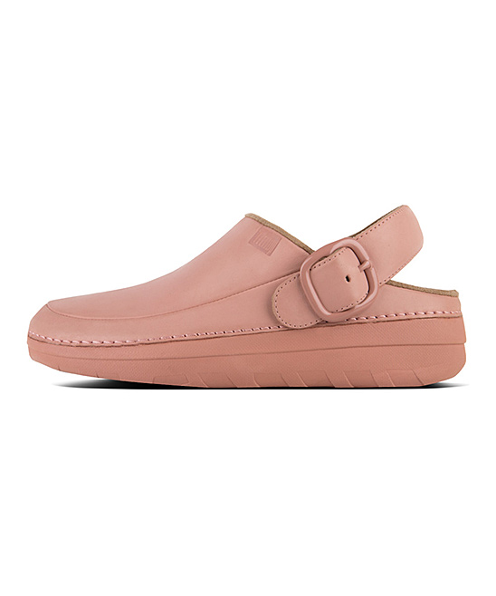 3b2d7113959f ... Womens Dusky Pink Dusky Pink Gogh Pro Superlight Leather Clog - Women -  Alternate Image 2 ...